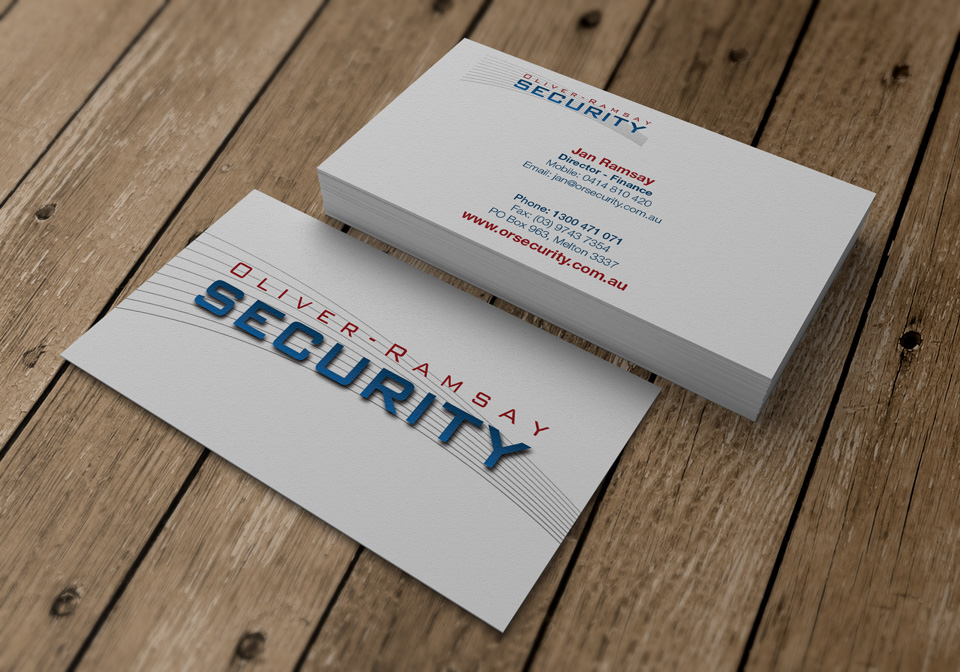 Oliver-Ramsay Security – Double-E Design