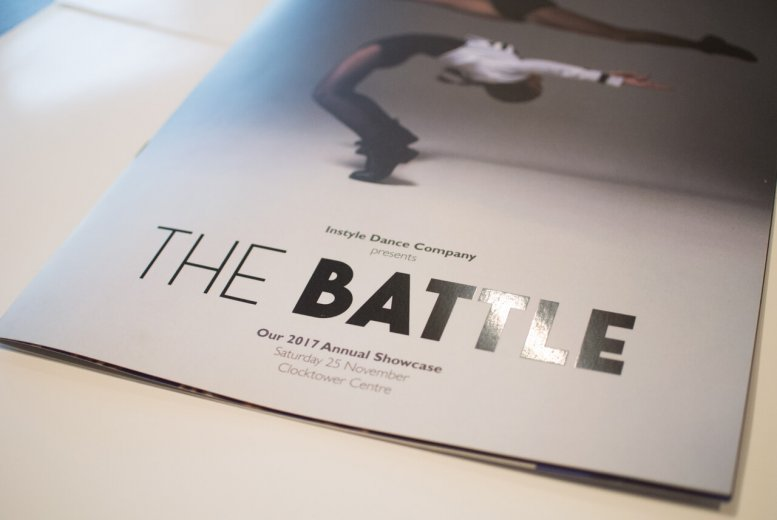 Instyle Dance Concert Program - The Battle